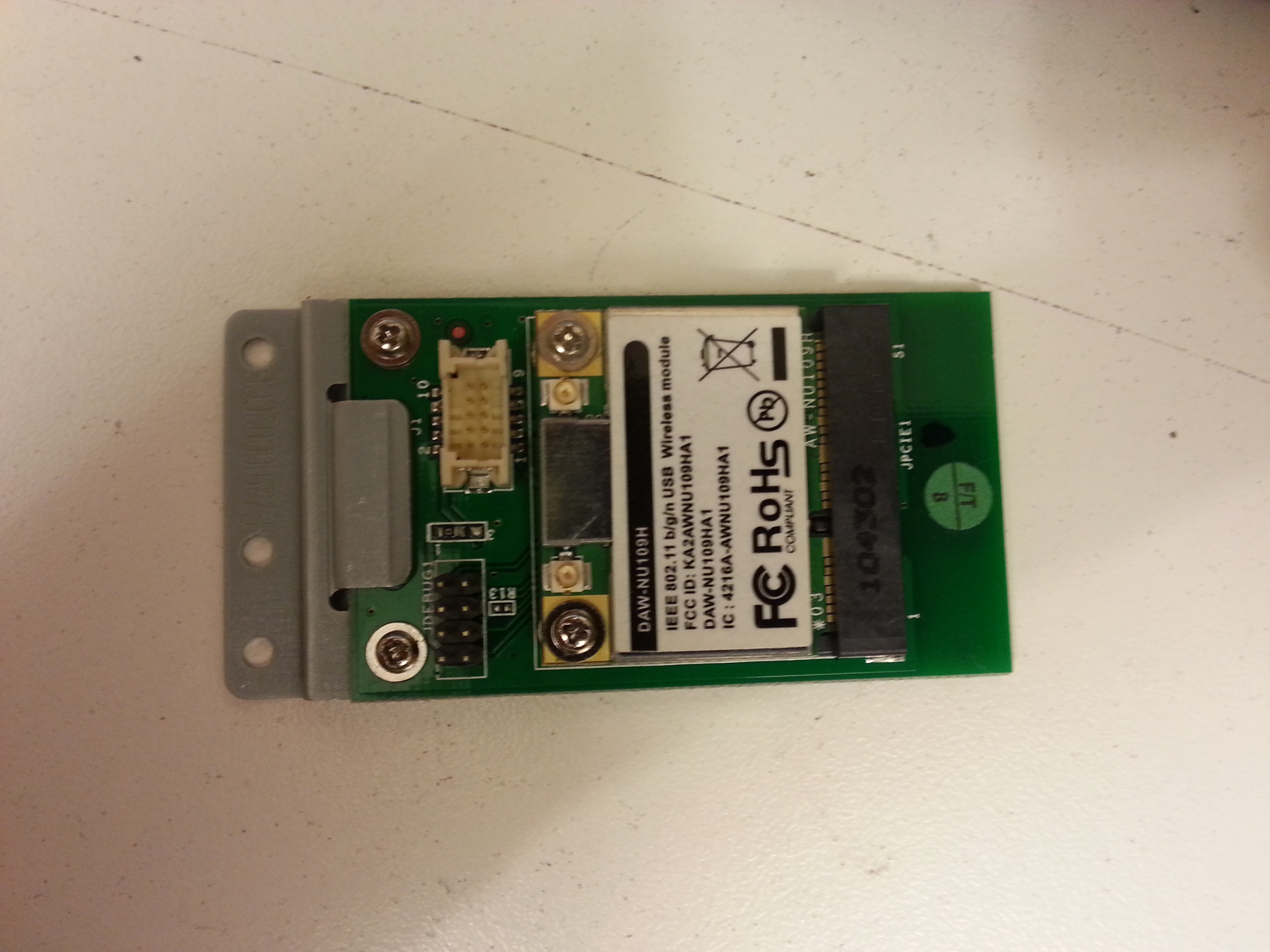 Boxee Wireless Board